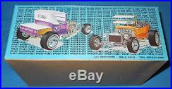 AMT 25 T Copout Paddy Wagon-Double Kit 1/25 Scale T319-NICE -Model Car Swap Meet