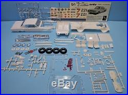 AMT #5024 1964 Oldsmobile 64 F-85 Cutlass 442 Hardtop 3 in 1 annual unbuilt LOOK