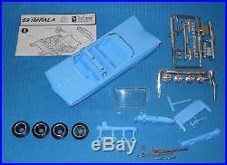 AMT 59 Chevrolet Impala Convertible-Craftsman 1/25 Scale Kit-Model Car Swap Meet