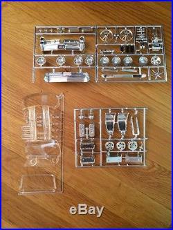 AMT'65 Pontiac Grand Prix 3 in 1 Customizing Kit, Model Car, OPEN box, 6655