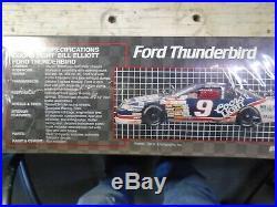 AMT 6740 COORS LIGHT Bill Elliott Ford Thunderbird Model Kit 1/25 SEALED 1991