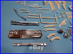 AMT # 6764-150 1964 Oldsmobile Cutlass 64 Olds F-85 AWB 427 blown Drag funny car
