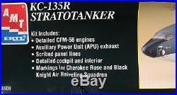 AMT 8909 BOEING KC-135R STRATOTANKER 172 Flugzeug Bausatz Model Kit ERTL