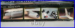 AMT 8956 RC-135V STRATEGIC RECON 172 Flugzeug Modellbausatz Kit ERTL