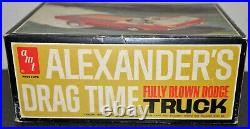 AMT Alexanders Drag Time Dodge Deora Show Car Custom Show Rod Drag Racing Blown