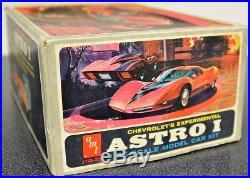 AMT Astro 1 Chevrolet Experimental Show Car Custom Show Rod 100% Complete