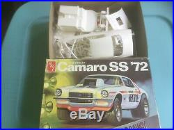 AMT Camaro SS 72. 125th scale. Vintage kit