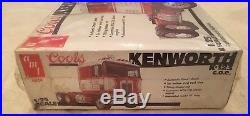 AMT Coors Kenworth K123 COE Factory Sealed, NOS, 1/25 Scale, #5014, Lesney 1980