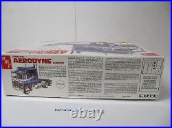 AMT ERTL 125 Kenworth Aerodyne Cabover #6652 In Box