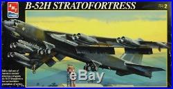 AMT ERTL 172 Boeing B-52H Stratofortress Plastic Model Kit #8623U