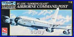 AMT ERTL 172 EC-135 C Looking Glass Airborne Command Post Plastic Kit #8955U
