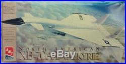 AMT ERTL 172 North American XB-70A-1 Valkyrie Plastic Model Kit #8908U