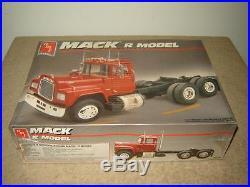 AMT ERTL #6129 Mack R Model MIB Factory Sealed 1/25 Scale 1991 Model Kit RARE