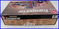 AMT ERTL 6636 Tennessee Thunder Transporter 1/25 Scale Model Kit VINTAGE KIT