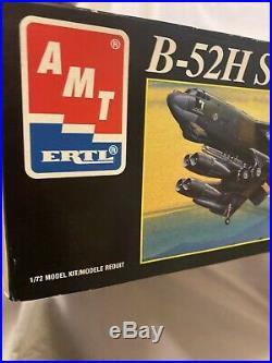AMT ERTL Huge 1/72 Scale Boeing B-52 H Stratofortress Model Kit #8623U USAF