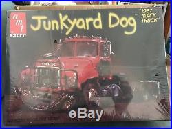 AMT/ERTL Junkyard Dog 1967 Mack Truck No. 6653 SEALED