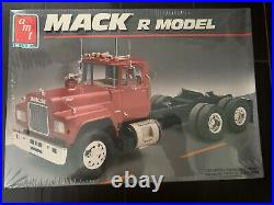 AMT ERTL Mack R Model factory sealed 1/25 semi truck tractor model kit #6129