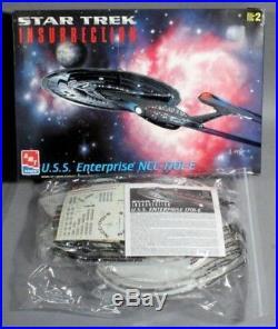 AMT/ERTL No. 30065 Star Trek Insurrection U. S. S. Enterprise NCC-1701-E Model