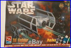 AMT ERTL Star Wars Set of 3 Model Kits Factory Sealed New