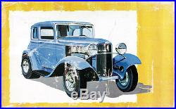 AMT Elegance Series 1932 Ford Vicky Victorian Street Rod