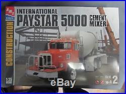 AMT/Ertl #31008 International Paystar 5000 Cement Mixer. 1/25th scale