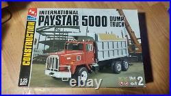 AMT Ertl International Paystar 5000 Dump Truck Model Kit # 31007-1HD