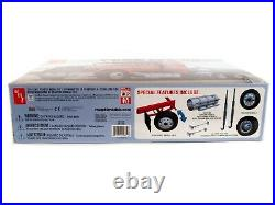 AMT Ford LTL 9000 Semi Tractor 1/24 1238 Plastic Model Kit Truck