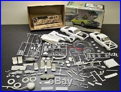 AMT Ford Shelby Cobra GT500 Show Car Custom Race Car Drag Car Annual Builder
