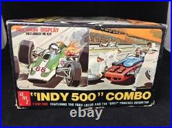 AMT Indy 500 Combo Ford Lotus & Offy Powered Roadster
