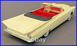 AMT #K-511 1959 BUICK INVICTA CONVERTIBLE 125 expertly BUILT r2
