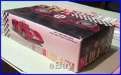 AMT Lola 70 Kit 1/24 Vintage Road Race Can Am Group 7 Slot T70 Unbuilt MIB 60's