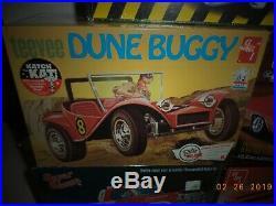 AMT Lot, Plastic model car kits, 5 New Cars, only the good stuff