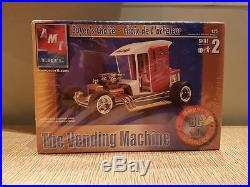 AMT Lot of model kits #31772 #31920 #618 #657/12 #606