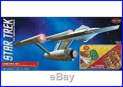 AMT MKA007 1/350 Star Trek USS Enterprise Light Kit