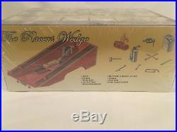 AMT MODEL KING Open Road Camper / The Racers Wedge Model Kit newithsealed