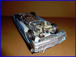 AMT / MPC 1960' Ford Starliner Blue Promo Kit Car / Slot Car