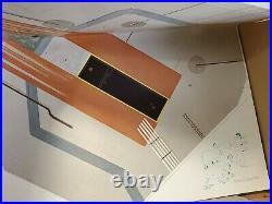 AMT Man In Space Saturn V Apollo 5 NASA Rocket 1200 Scale Plastic Model Kit