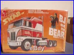 AMT/Matchbox #6801 Kenworth COE, BJ & The Bear, kit. 1/32nd scale
