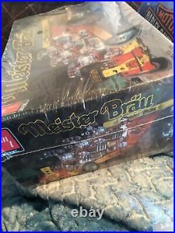 AMT Meister Brau Blazing Bison Model Kit Sealed! 125 scale 1986