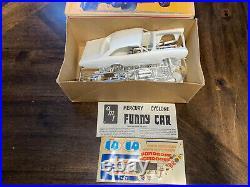 AMT Mercury Cyclone Funny Car Vintage