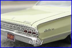 AMT Mercury marauder 1964 1/25 scale Pro Built
