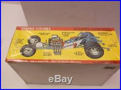 AMT Mopower 1/25 1973/74 Plymouth Satellite funny car kit T351 factory sealed