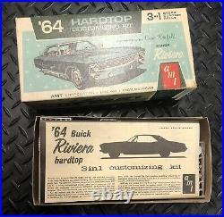 AMT NOS Model Kits, 1964 Buick Riviera