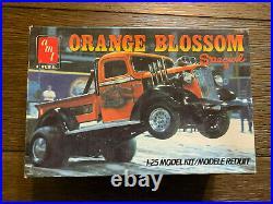AMT Orange Blossom Special II 1/25 NIOB VINTAGE RARE puller drag pickup truck
