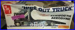 AMT PK-8405 TR08 TYRONE MALONE HIDE OUT KENWORTH TRUCK 1/25 Model Car Mountain