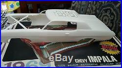 AMT Rare Original 1969 Chevy Impala Hardtop 1/25