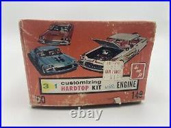 AMT SMP 1960 Corvette annual Mint unbuilt original issue Free Shipping