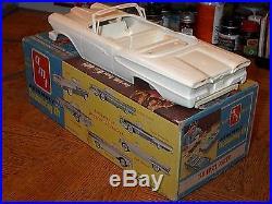 Amt/smp Original/vintage' 58 Edsel Pacer Convertible Kit - Wow