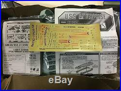 AMT STAR TREK USS Excelsior 6630 & TNG USS Enterprise Starship 6619 Model Kits