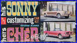 AMT Sonny & Cher George Barris Custom His and Hers 66 Mustang